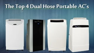 The Best Portable Air Conditioner For 2016 (Dual Hose Units)