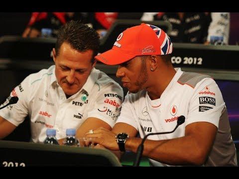 Hamilton tem em 2019 ano decisivo para quebrar recordes de Schumacher | GP às 10