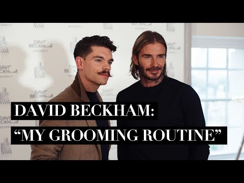 Interviewing David Beckham | His Secret To Looking So Good Mp3