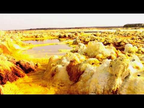 Эфиопия 3. Пустыня Данакиль.