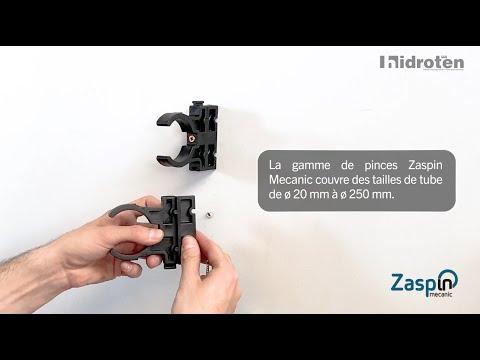 Installation de pinces Zaspin Mecanic