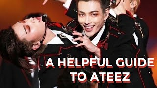A Helpful Guide To Ateez For New Atiny's (2019)
