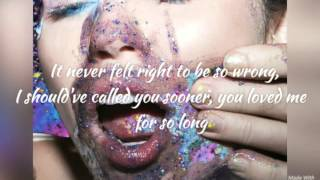 Fweaky / Freaky by Miley Cyrus (Lyrics)