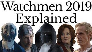 Watchmen 2019 Explained