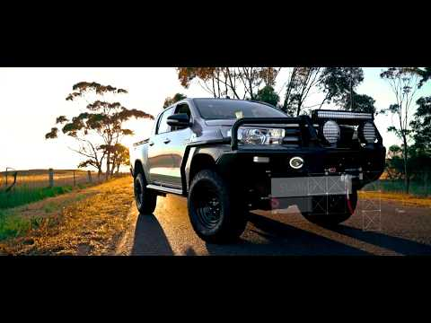 STEDI LED Fog With DRL Upgrade For ARB Summit
