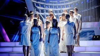 Gladiator soundtrack   Gladiator theme   Now we are free   Indigo Choir (HQ Live)