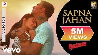 Sapna Jahan Video - Brothers|Akshay Kumar, Jacqueline