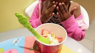 CREATIVE ICE CREAM COMBOS WITH DAD! | Daily Dose S2Ep243