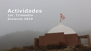 ACTIVIDADES PRIMER TRIMESTRE 2019