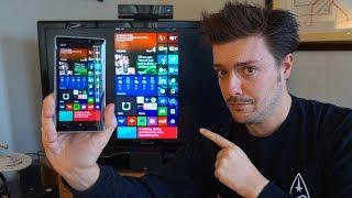 Windows Phone on a TV: How to Use the Microsoft HD-10 | Pocketnow