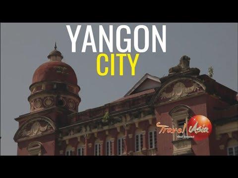 Myanmar - Yangon - City Tour