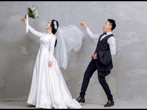 Album Studio Hàn Quốc Tín & Ngọc - Lai Hoa Wedding