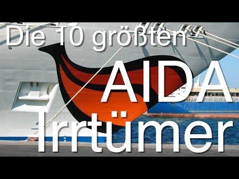 Die 10 größten AIDA-Irrtümer - AIDA-Guide