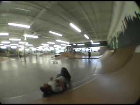 Anti-Gravity Skatepark