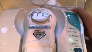 Me My Elos IPL QUARTZ 100,000 Shots Hair Removal system Unboxing & Review