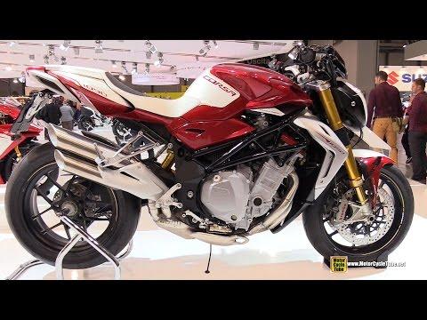 2015 MV Agusta Brutale 1090 Corsa - Walkaround - 2014 EICMA Milan Motorcycle Exhibition