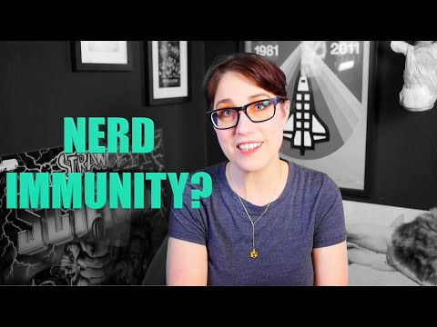 Nerd Immunity! Do Glasses Protect You From COVID?