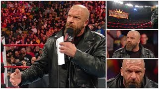 WWE RAW 3/25/19 REVIEW || Roman Reigns Responds To Drew McIntyre || More Wrestlemania 35 Hype