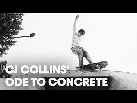 Skateboarding Oregon's Finest Custom Parks with CJ Collins