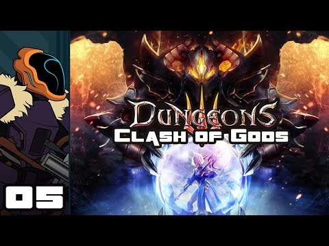 Let's Play Dungeons 3: Clash of Gods DLC - PC Gameplay Part 5 - Trouble At Home (видео)
