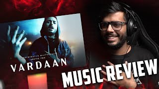 VARDAAN - CARRYMINATI X Wily Frenzy || MUSIC REVIEW ||