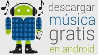 Descargar música gratis en tu celular / Facil / Rápido / Seguro /Gratis