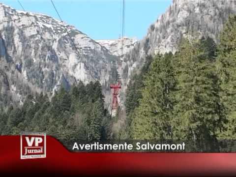 AVERTISMENTE SALVAMONT