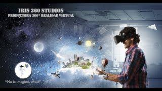 EMPRESAS DE REALIDAD VIRTUAL | IRIS 360 STUDIOS
