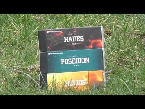 Golfbälle von Foreace werden über Ostern getestet