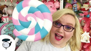 OMG!! HUGE SQUISHY PACKAGE FROM CHARMSLOL!