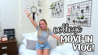 College Move In Vlog! Cal Poly SLO