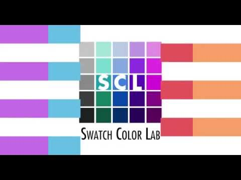 Video of Swatch Color Lab
