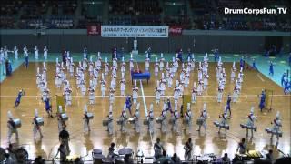 JAPAN CUP 2012 シニアドラムコー部門
