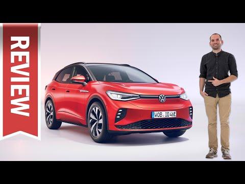 VW ID.4 GTX: Alle Infos zum ersten Elektro GTI mit Allrad und 300 PS - technische Daten & Details