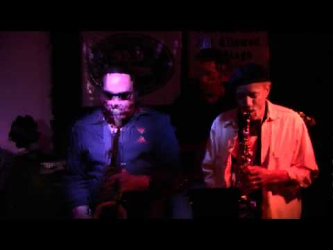 ICEPACK & SAX LEGENDS CHARLES NEVILLE AND ARNO HECHT_ PETER GUNN+INTERNET BLUES