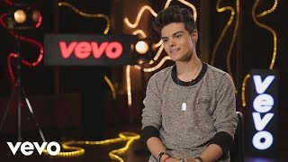 Abraham Mateo - All the Girls (La La La) (Entrevista)