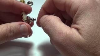 Lapel Pin Backs Explained - JR Boutique