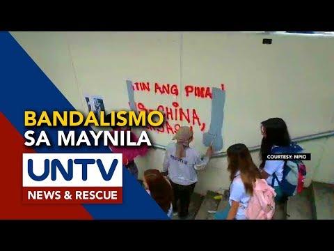 [UNTV]  Mayor Isko, ayaw pagbigyan ang hiling na dayalogo ng panday sining