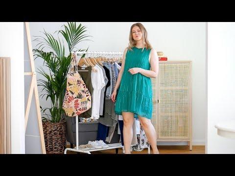 31 Teile - Meine komplette Sommer Capsule Wardrobe + Accessoires & Schuhe | Das weiße Reh