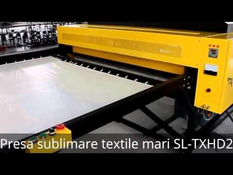 Prezentare video SpotLine SL-TXHD2