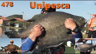 Uma manhã de pesca no Unipesca Esportiva - Fishingtur na TV 478