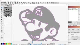 LightBurn Basics - Image Trace