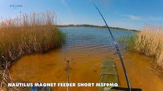 Удилище nautilus avenger feeder 3. 60м 40-120гр naf12mhq