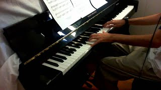 Deep River ~ Vocal + Piano cover - Utada Hikaru (宇多田ヒカル) by HollowRiku