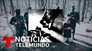 La escuela de sicarios del Cártel Jalisco Nueva Generación | Noticias Telemundo