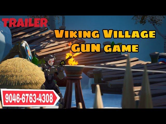 Viking Village - Gun Game