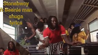 Stonebwoy   Shuga Ft Beenie Man Official Video (Lyrics)