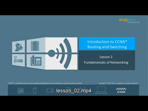 CCNA Routing and Switching Lessons | Learn The Fundamentals of ...