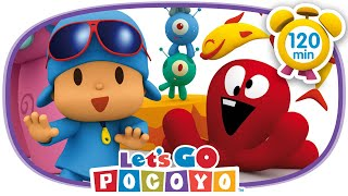 🤸 POCOYO in ENGLISH - Ready to play! [ 120 minutes ] | CARTOONS for Children