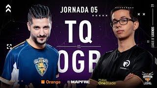 TEAM QUESO VS ORIGEN BCN | Superliga Orange League Of Legends | Jornada 5 | Temporada 2019